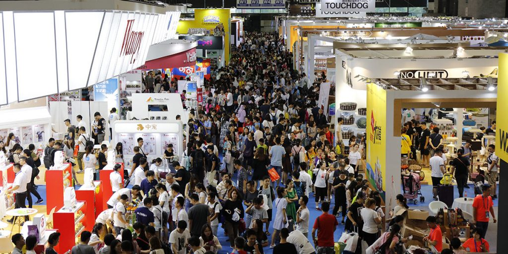 Picture from Pet Fair Asia